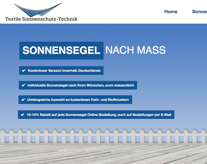 Zertifikat http://www.sonnensegel-nach-mass.de