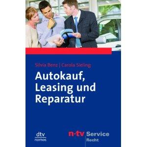 Cover Autokauf, Leasing und Reparatur